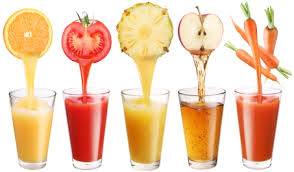 conserver jus fruits